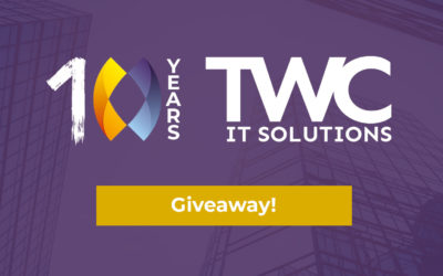TWC 10-Year Anniversary Giveaway